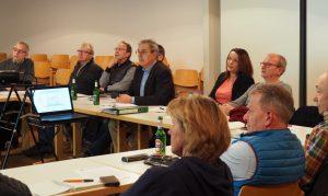 Foto der Mitgliederversammlung